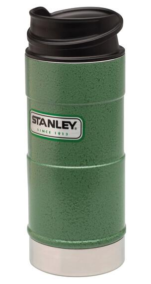 Stanley Classic Vakuum-Trinkbecher 350ml Hammerschlag grün